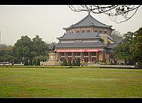 Sun Yat-Sen Memorial Hall - Kanton, Chiny
