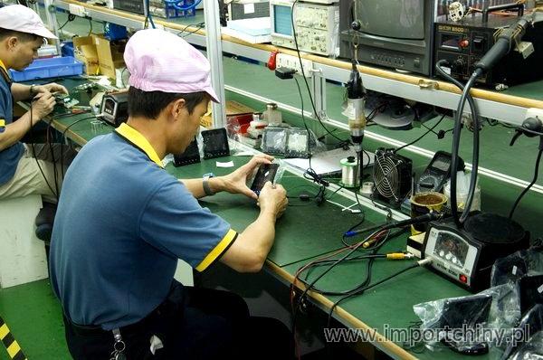 audyty Chiny, kontrole jakości, sprawdzenie towaru w Chinach